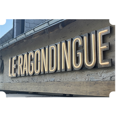 Le Ragondingue - Restaurant Bouchemaine