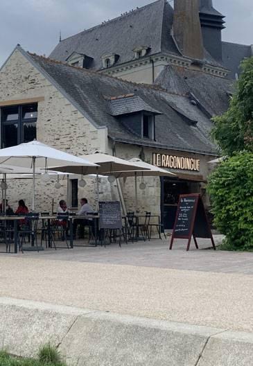 Le Restaurant - Le Ragondingue - Restaurant Bouchemaine
